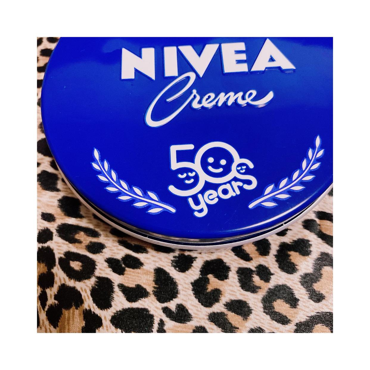 NIVEA(ニベア) クリーム(大缶)を使ったJUNKOさんのクチコミ画像