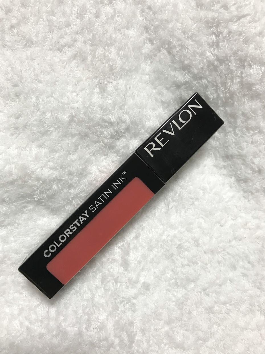 REVLON(レブロン)カラーステイサテンインクを使った9230さんのクチコミ画像