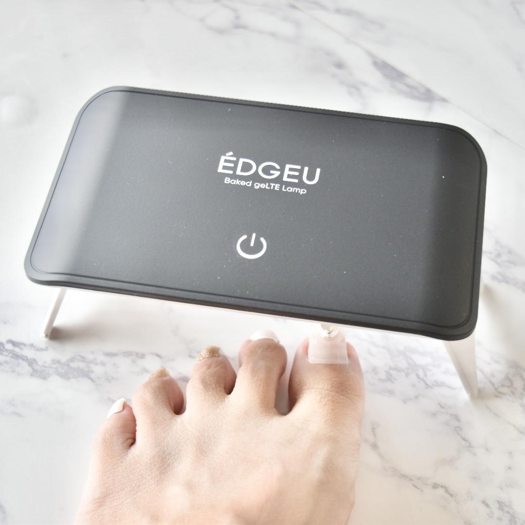 EDGEU(エッジユー)ジェルネイルシールを使ったみゆさんのクチコミ画像4