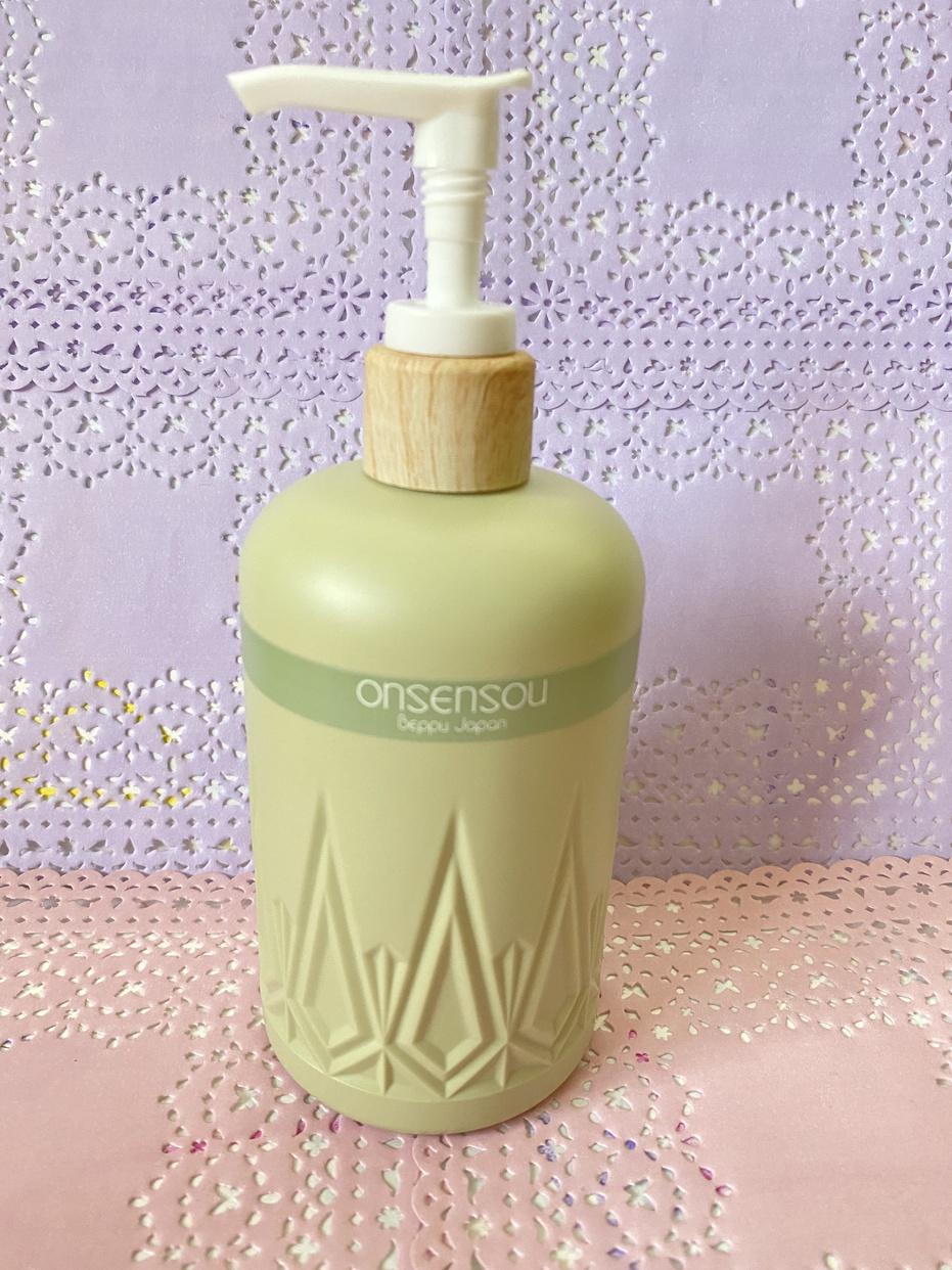 温泉藻(ONSENSOU) 温泉藻配合ボディクレンザーを使ったのんびりのび子さんのクチコミ画像3