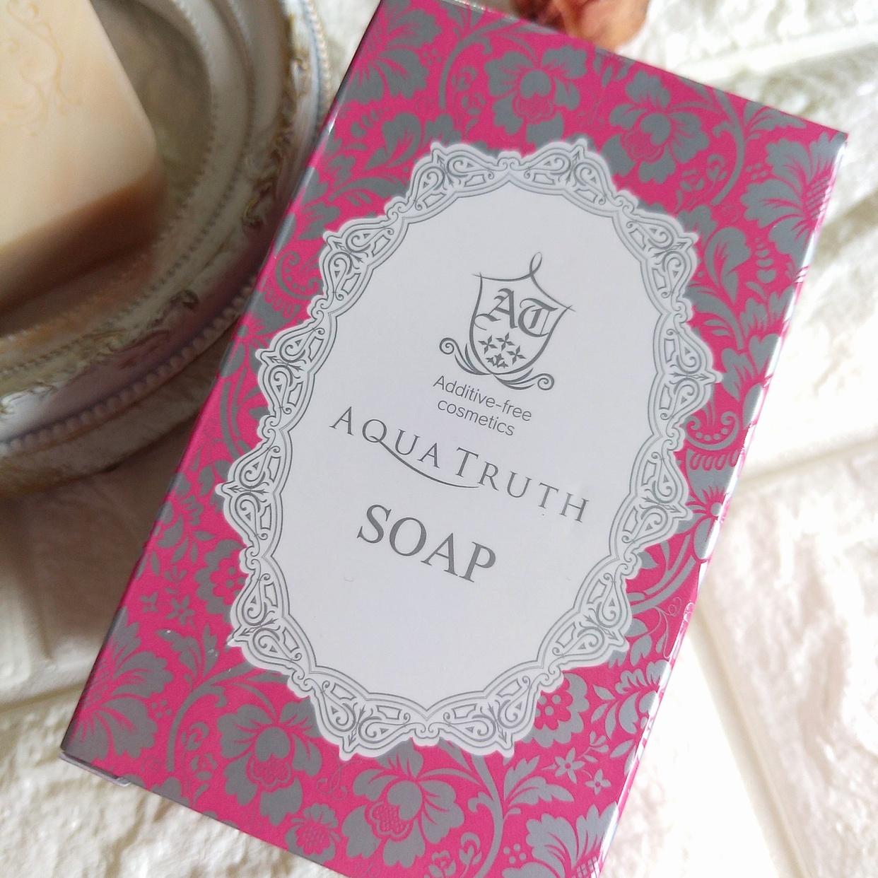 麗凍化粧品(Reitou Cosme) 薔薇はちみつ石鹸を使ったまるもふさんのクチコミ画像2