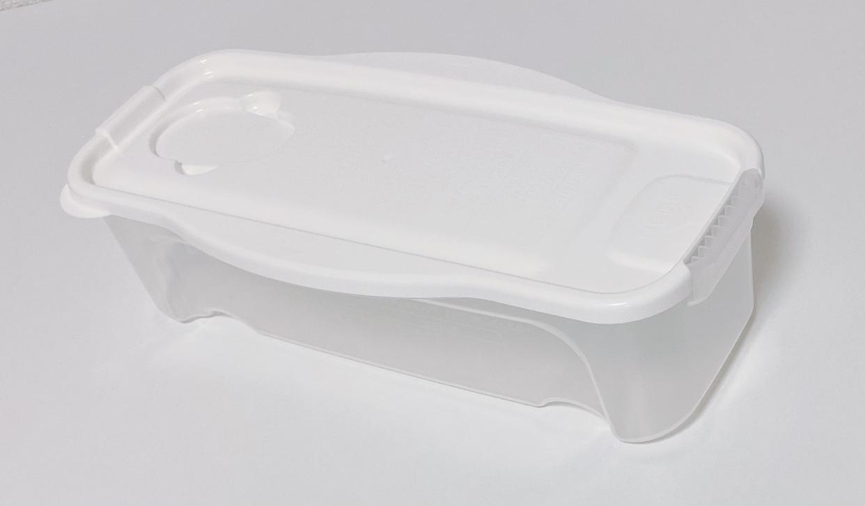 HOME COORDY(ホームコーディ) レンジ調理容器 パスタ&ベジタブル用を使ったひらゆさんのクチコミ画像1