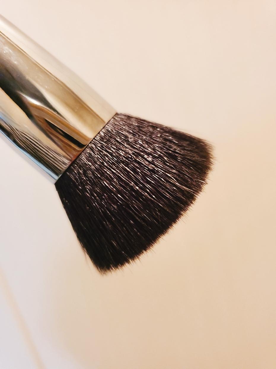 WHOMEE(フーミー) チークブラシ 熊野筆を使ったthihiさんのクチコミ画像2