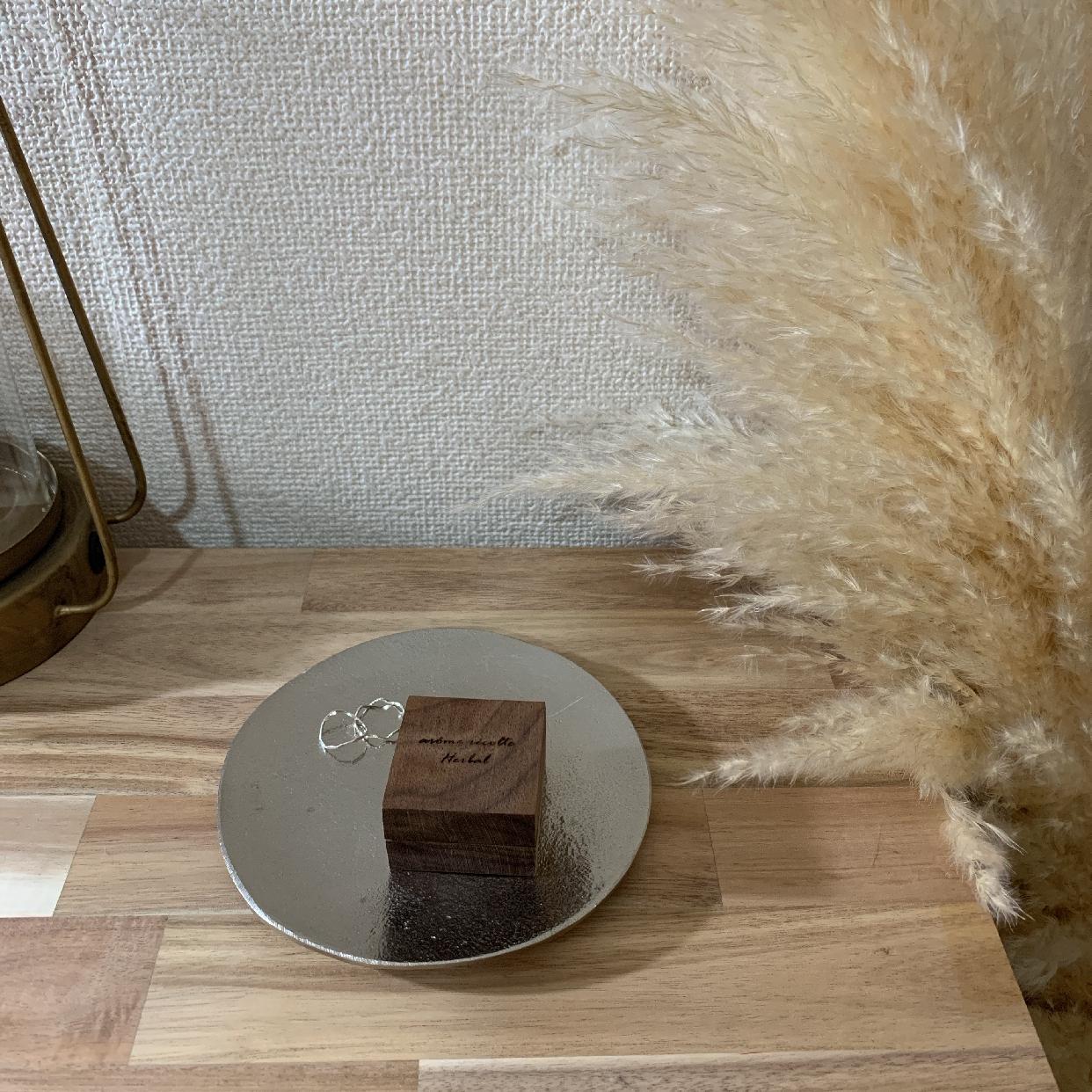 arome recolte(アロマレコルト)ナチュラルソリッドパフュームを使った tomomiさんの口コミ画像1