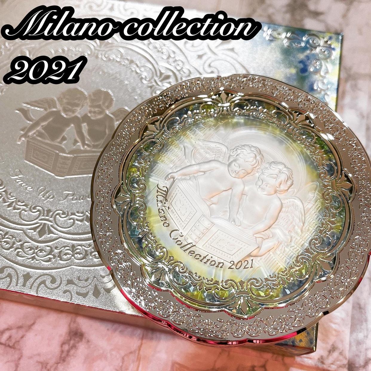 Milano Collection(ミラノコレクション)フェースアップパウダーを使ったchamaru222さんのクチコミ画像2