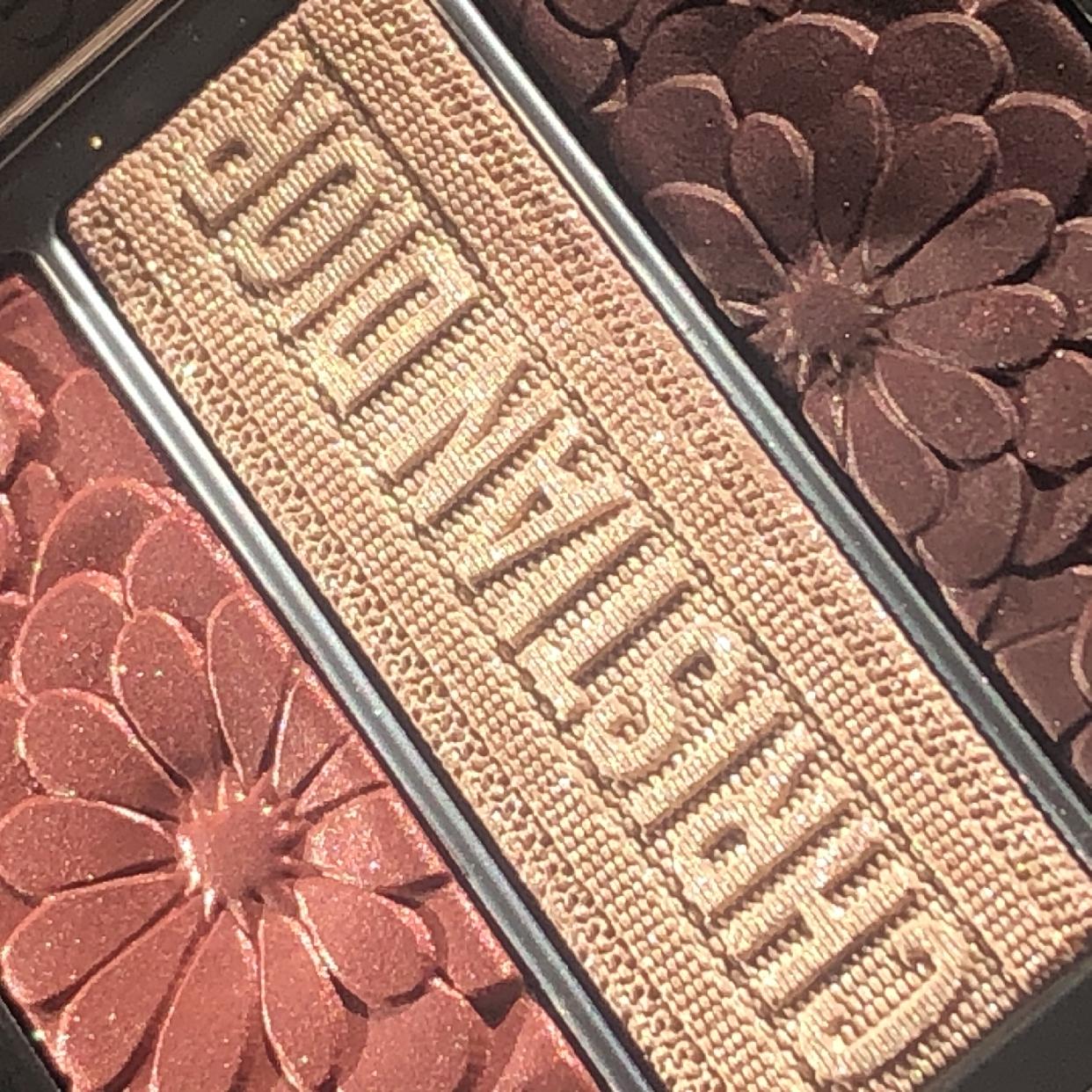 Dior(ディオール) トリオ ブリック パレットを使ったおてもちゃんさんのクチコミ画像2