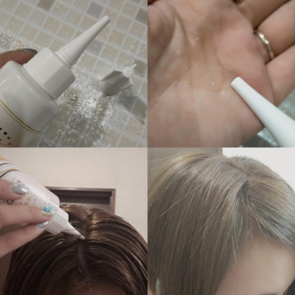 SPRING(スプリング)薬用 育毛 エッセンスを使ったみこさんのクチコミ画像2