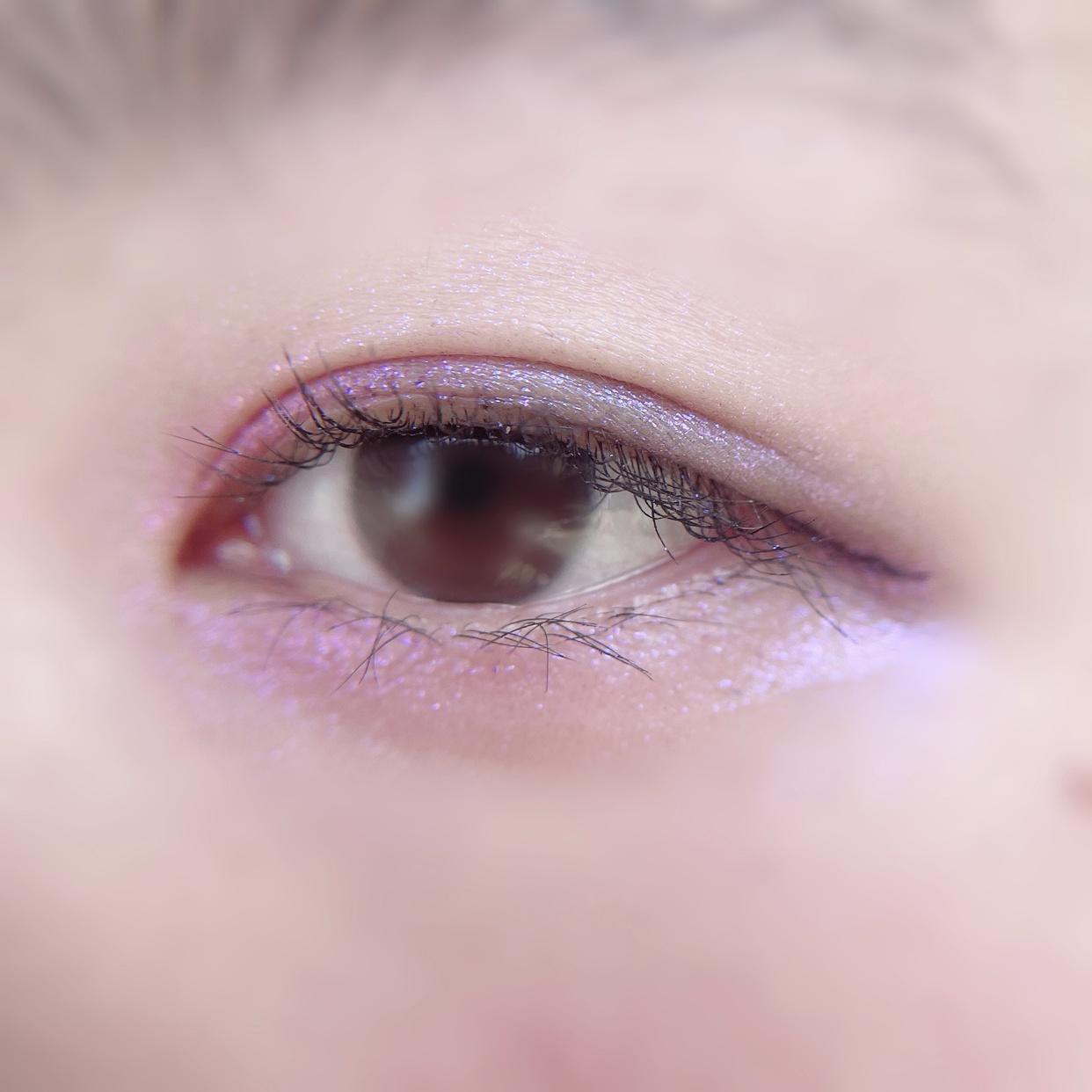 円盤東京(ENBAN TOKYO) マルチグリッターカラーを使ったあひるさんのクチコミ画像2