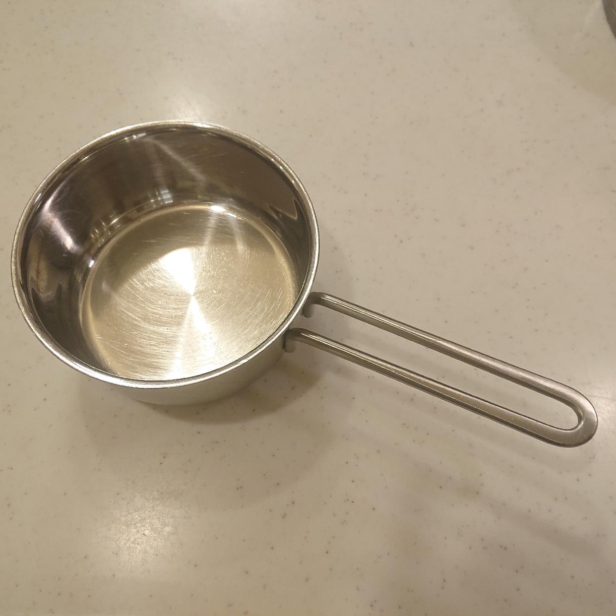 ZWILLING(ツヴィリング)ピコ ソースパン 片手鍋 14cm  66655-140-0を使ったくぅチャンネンさんのクチコミ画像2