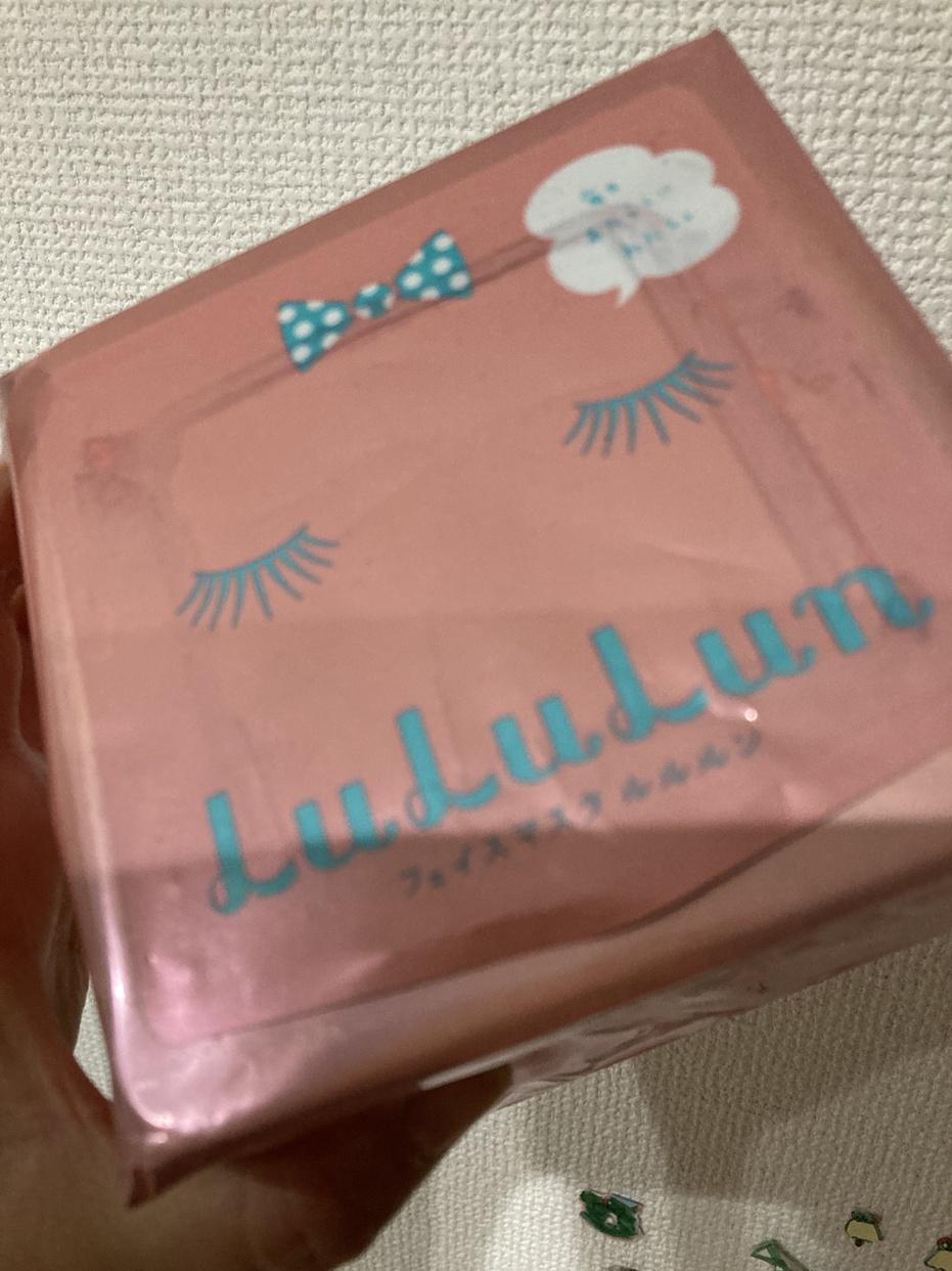 LuLuLun(ルルルン) バランスうるおいタイプを使ったふたばさんのクチコミ画像1