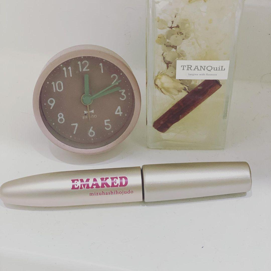 水橋保寿堂製薬(みずはしほじゅどうせいやく)EMAKED(エマーキット)を使った             masumiさんのクチコミ画像