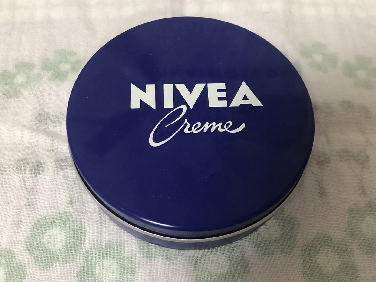 NIVEA(ニベア) クリーム(大缶)の良い点・メリットに関するchiaさんの口コミ画像1