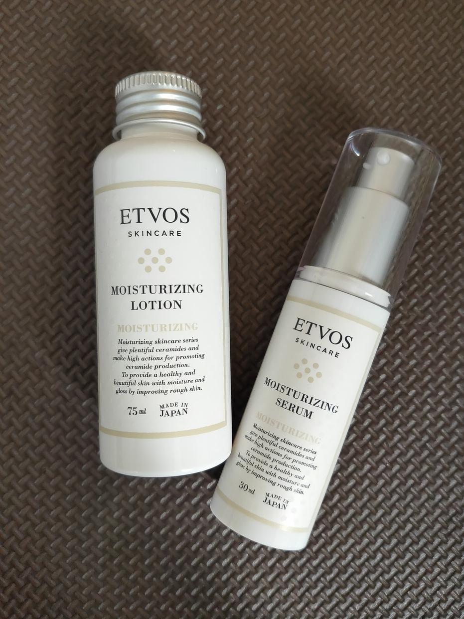 ETVOS(エトヴォス) モイスチャライジングセラムを使ったみのり太郎さんのクチコミ画像2