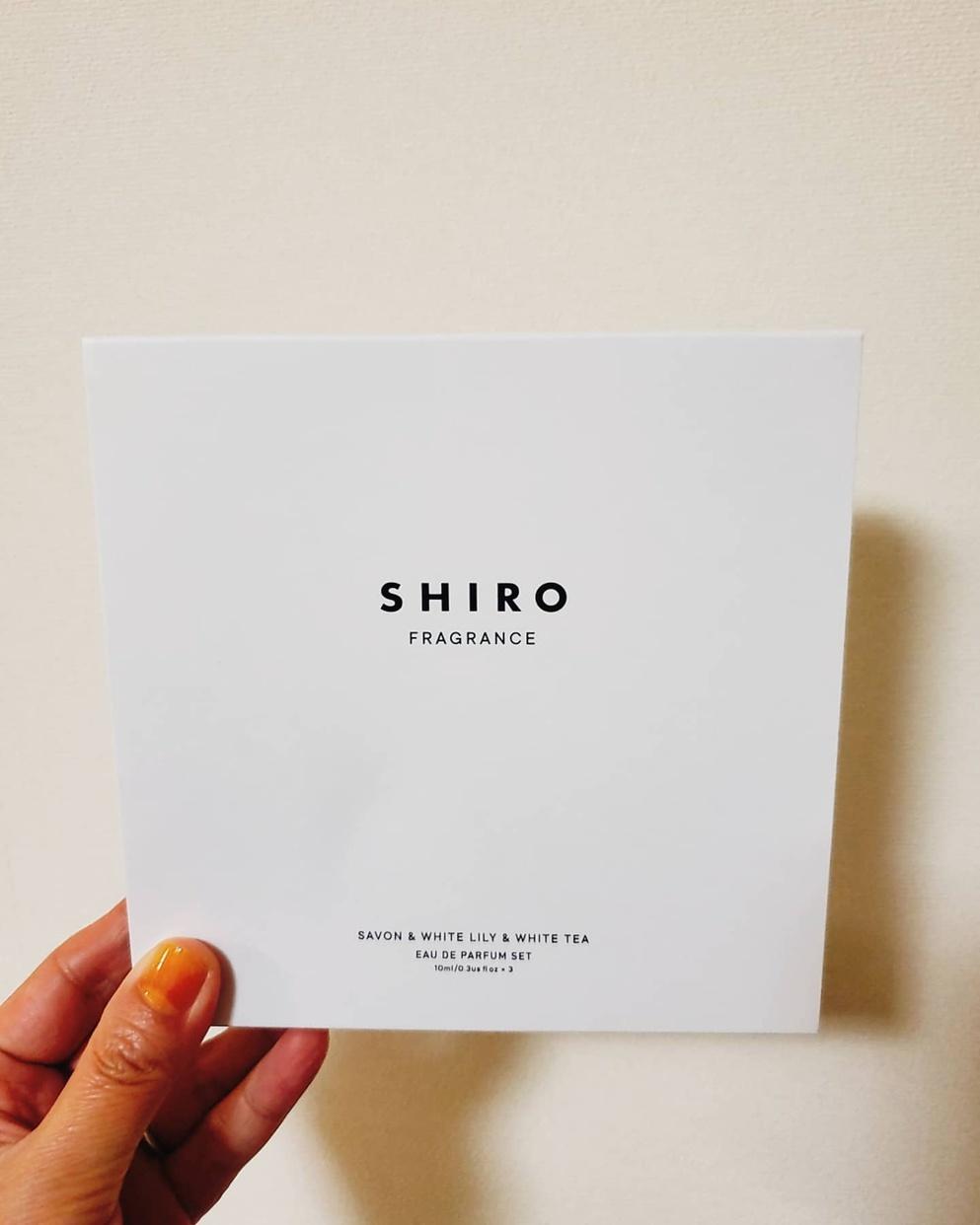 SHIRO(シロ) オードパルファンを使ったthihiさんのクチコミ画像1