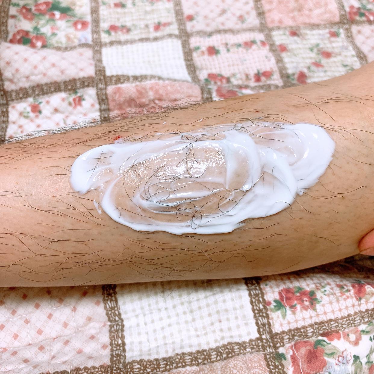 NONON(ノンノン) オールインワン除毛クリームを使ったまりたそさんのクチコミ画像3