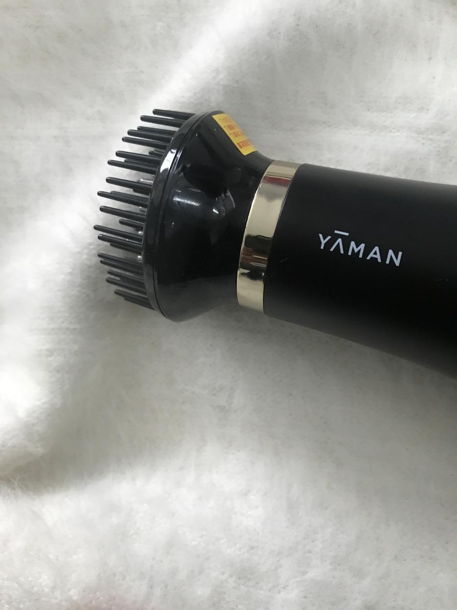 YA-MAN(ヤーマン)ヴェーダブライトBSを使ったpikaさんのクチコミ画像2