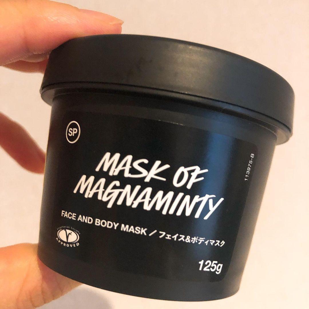 LUSH(ラッシュ)パワーマスク SPを使った ぽんずさんの口コミ画像1