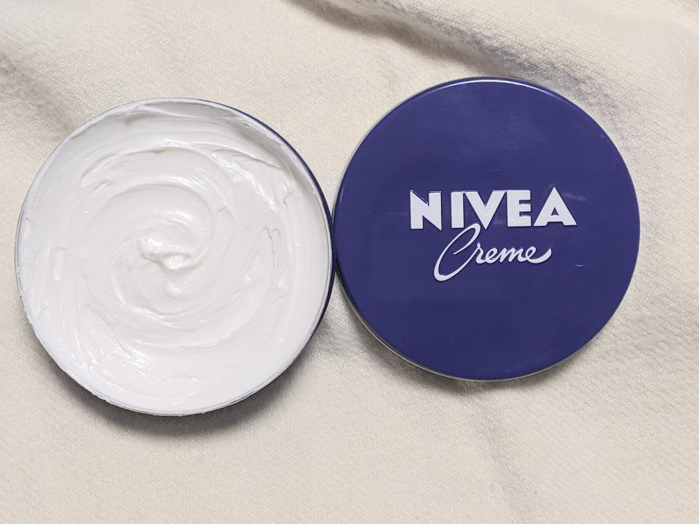 NIVEA(ニベア) クリーム(大缶)の良い点・メリットに関するr_cosme_roomさんの口コミ画像1