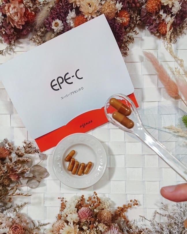 EPE-C(イーピーイー-シー)スーパープラセンタDを使ったみぃみぃさんのクチコミ画像2