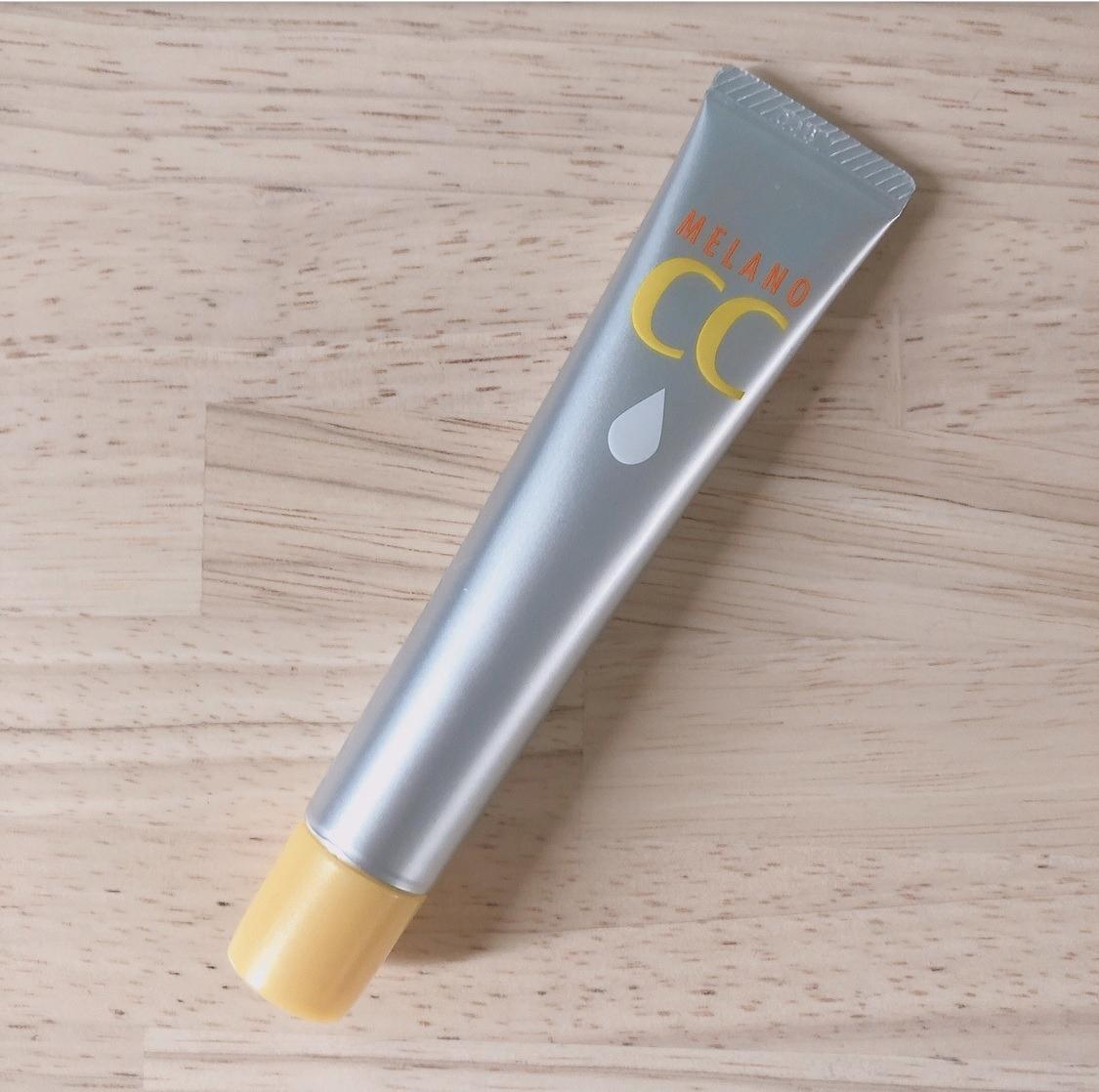 メラノCC 薬用 しみ 集中対策 美容液を使ったみーさん¨̮⸝⋆さんのクチコミ画像1