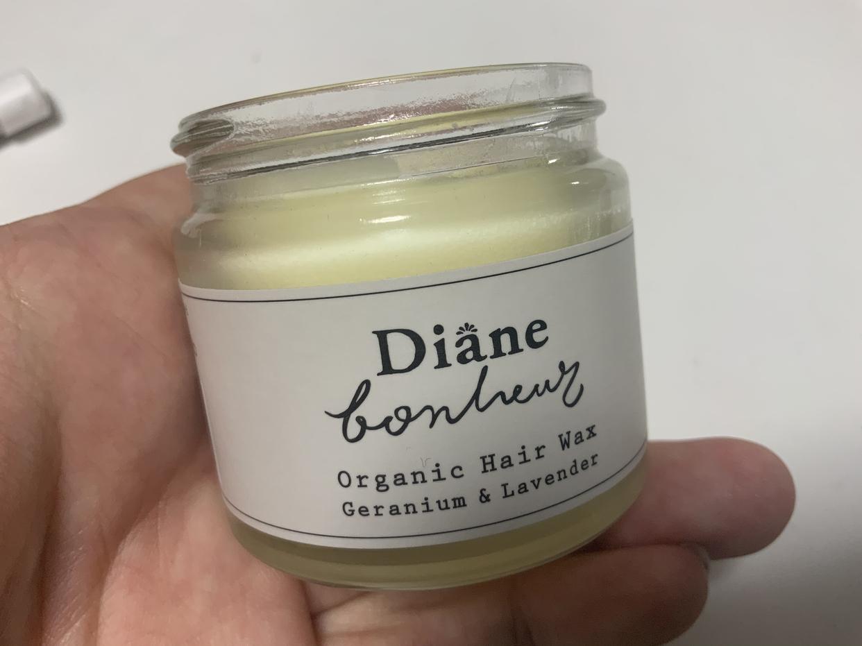 Diane(ダイアン) オーガニックヘアワックス(バーム)を使ったmomoka.さんのクチコミ画像