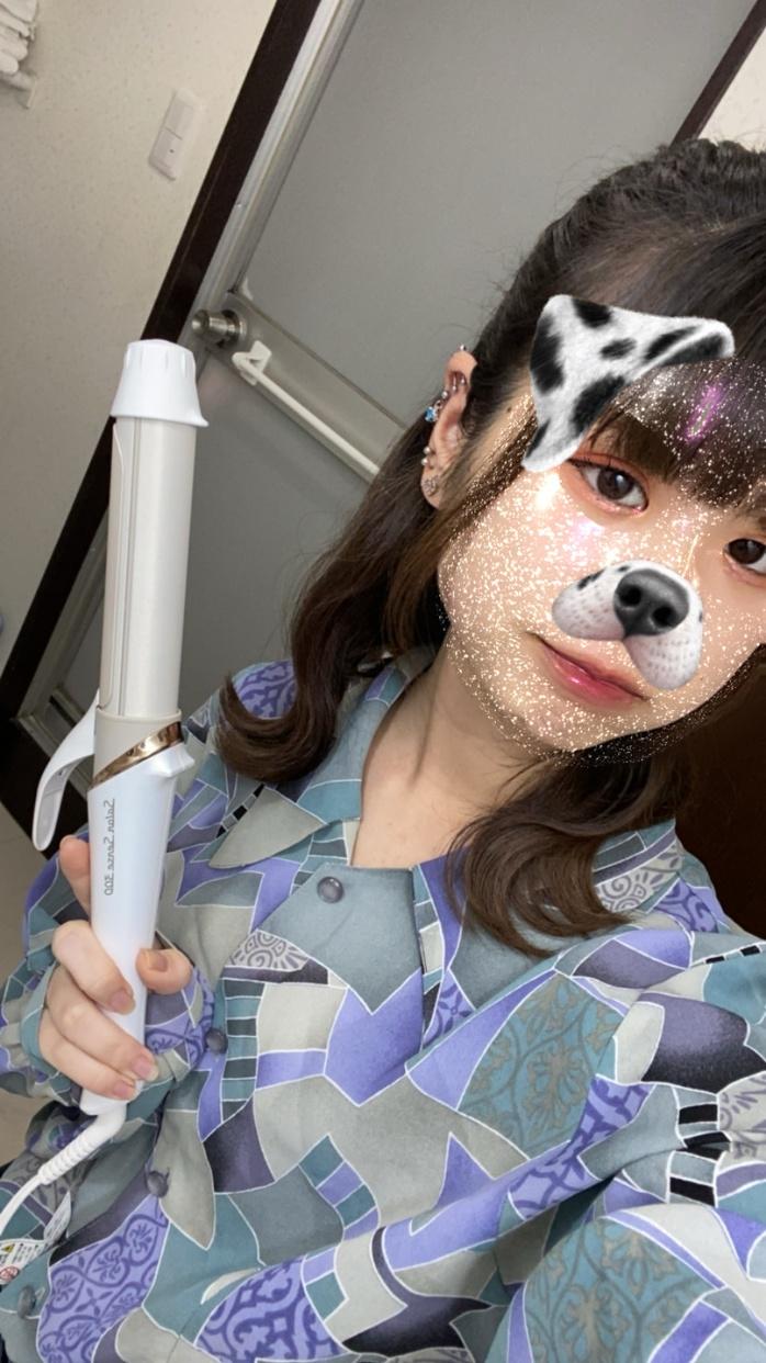 KOIZUMI(コイズミ) サロンセンス カール アイロン KHR-1200を使ったMomokaさんのクチコミ画像1