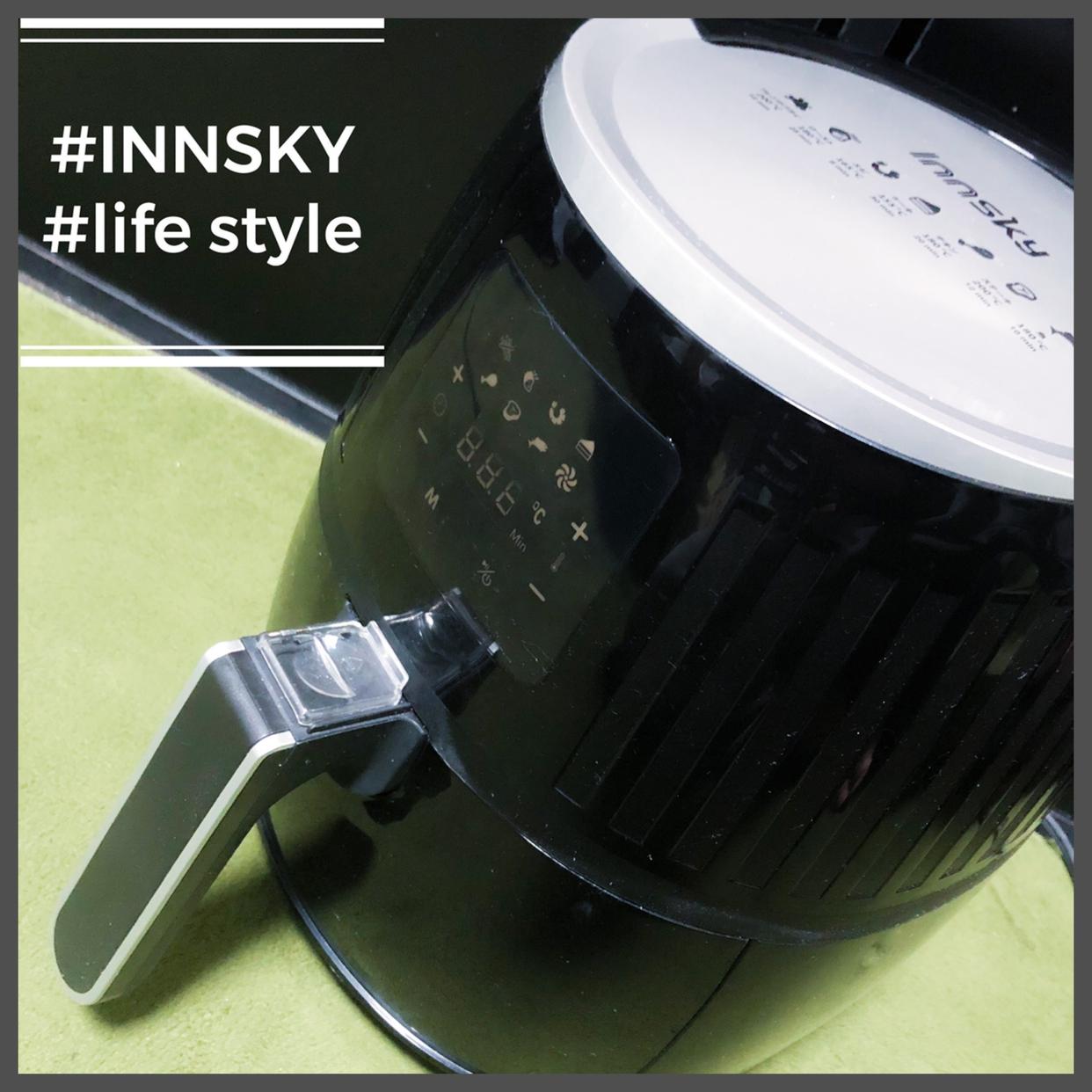 Innsky(インスカイ) 電気フライヤー 3.5L ブラック IS-AF003を使ったnono_yuki_chowさんのクチコミ画像