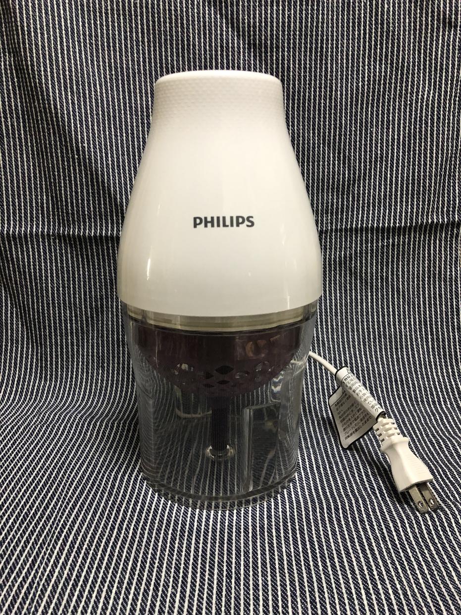 PHILIPS(フィリップス)マルチチョッパー HR2507/05を使ったRUIさんのクチコミ画像1
