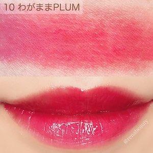 B IDOL(ビーアイドル)つやぷるリップを使った RENAさんの口コミ画像6