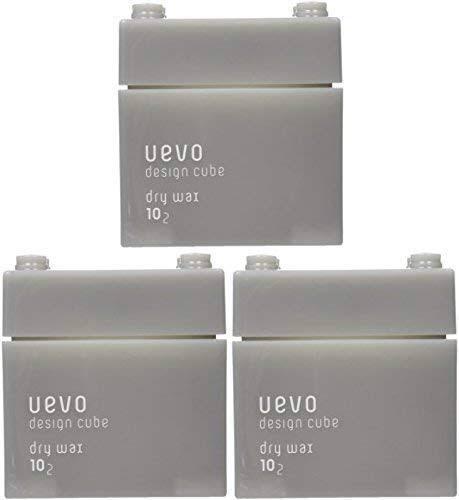uevo design cube(ウェーボ デザインキューブ)ドライワックスを使った アメカジ美容師さんの口コミ画像1