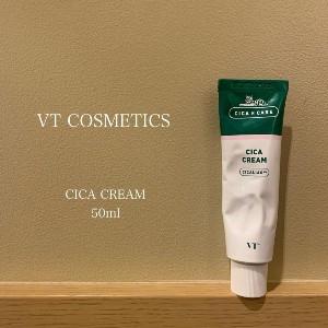 VT COSMETICS(ヴイティコスメティックス) シカクリームを使ったKARINさんのクチコミ画像