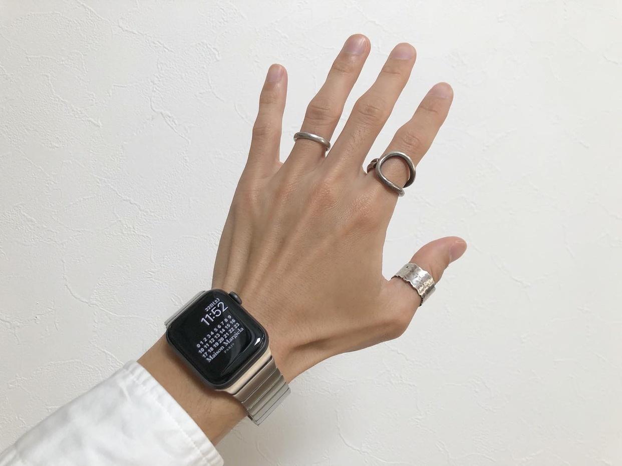 Apple(アップル)Apple Watch SE(GPSモデル) MYDM2J/Aを使ったwa3homeさんのクチコミ画像2