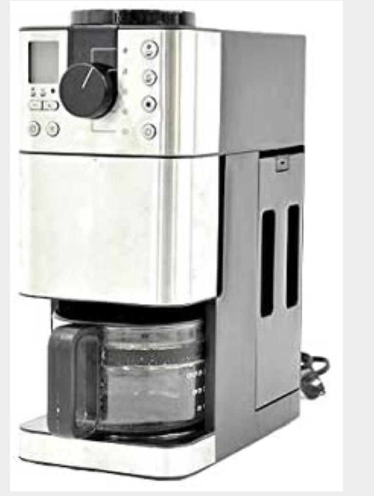 無印良品(むじるしりょうひん)豆から挽けるコーヒーメーカー MJ-CM1を使った 砂糖さんのクチコミ画像
