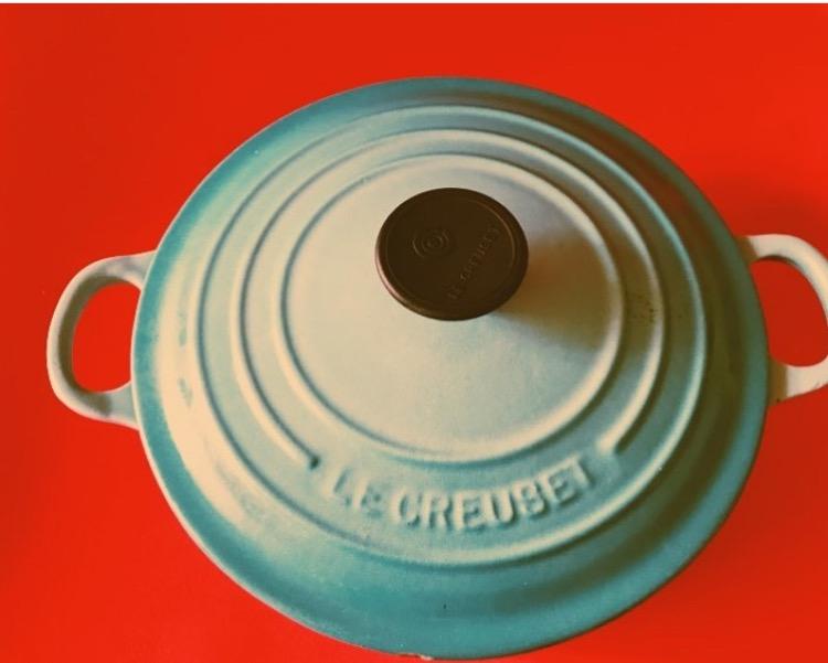 LE CREUSET(ル・クルーゼ)シグニチャー ココット・ロンドを使ったmiwaさんのクチコミ画像1