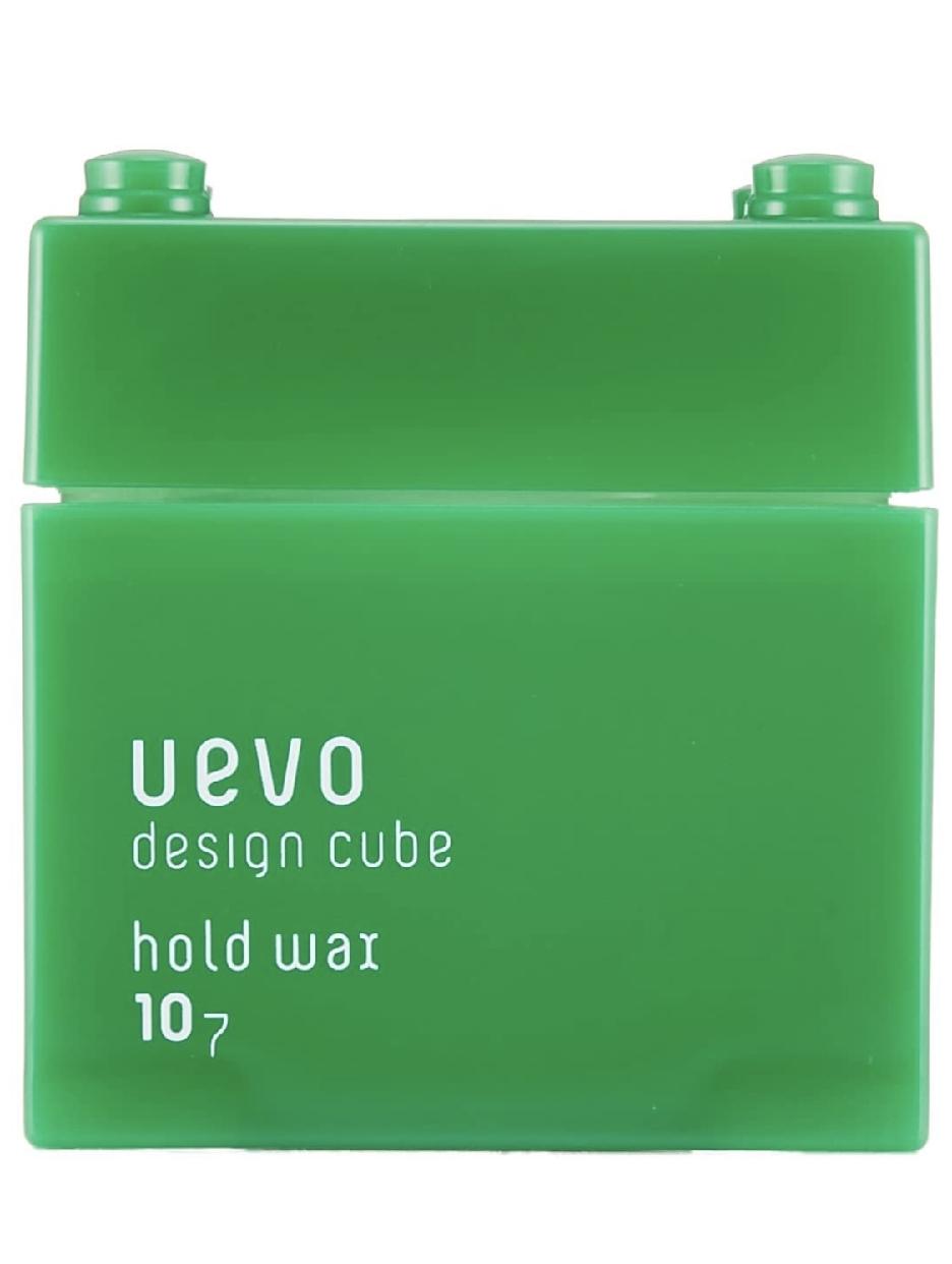 uevo(ウェーボ)デザインキューブ ホールドワックスを使ったれおさんのクチコミ画像