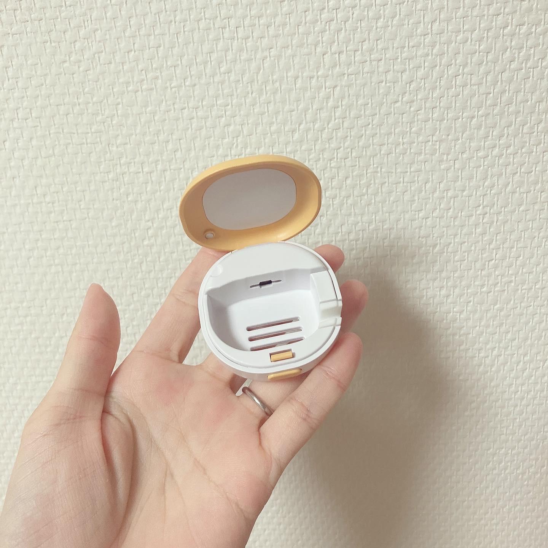 ULTRAWAVE(ウルトラウェイブ)充電式歯ブラシ除菌ホルダーを使ったcoalaさんのクチコミ画像3