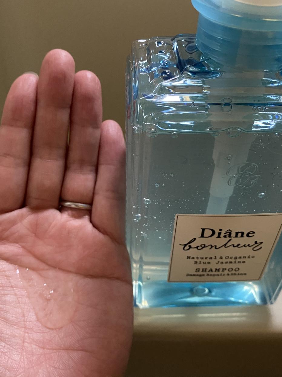 Diane(ダイアン)ダメージリペア&シャイン シャンプーを使ったtarako4さんのクチコミ画像
