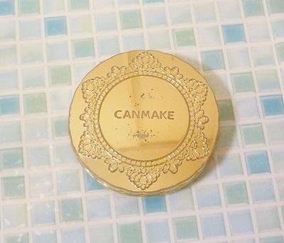 CANMAKE(キャンメイク)マシュマロフィニッシュパウダーを使った きくのさんの口コミ画像1
