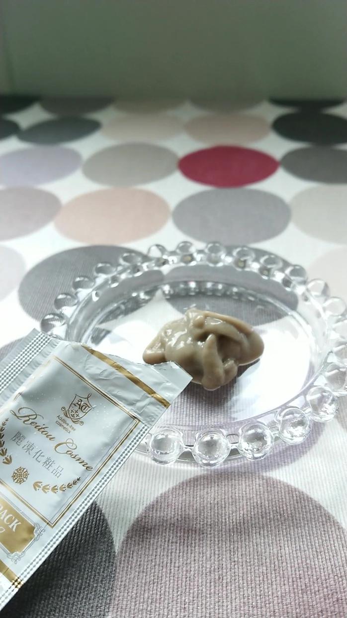 麗凍化粧品(Reitou Cosme) 15秒洗顔パックを使ったbubuさんのクチコミ画像2