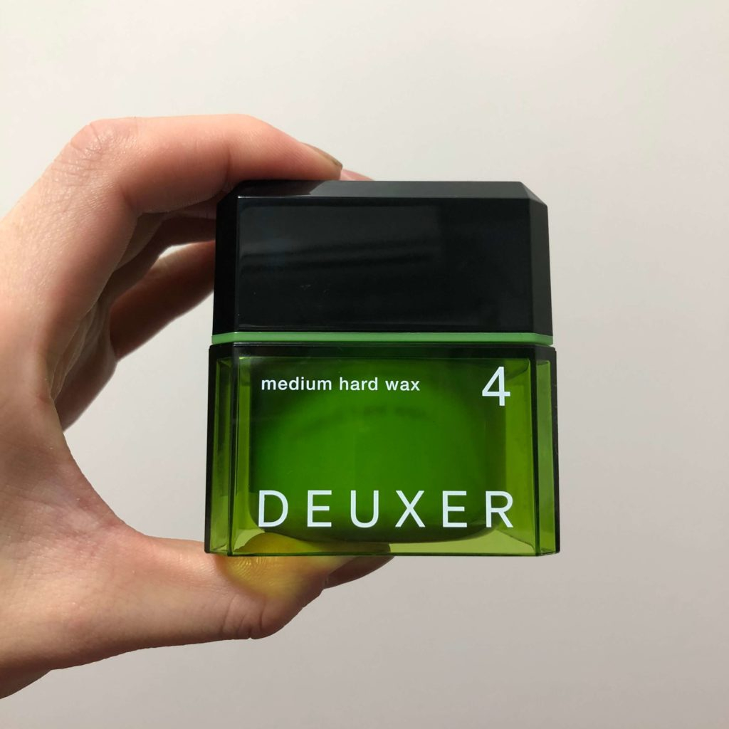DEUXER(デューサー)ミディアムハードワックス 4を使ったMISATOさんのクチコミ画像