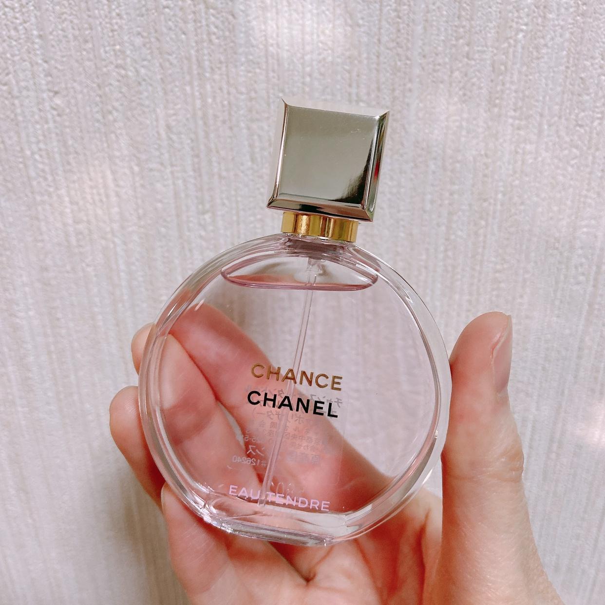CHANEL(シャネル)チャンス オー タンドゥル オードゥ パルファムを使ったnanaさんのクチコミ画像1