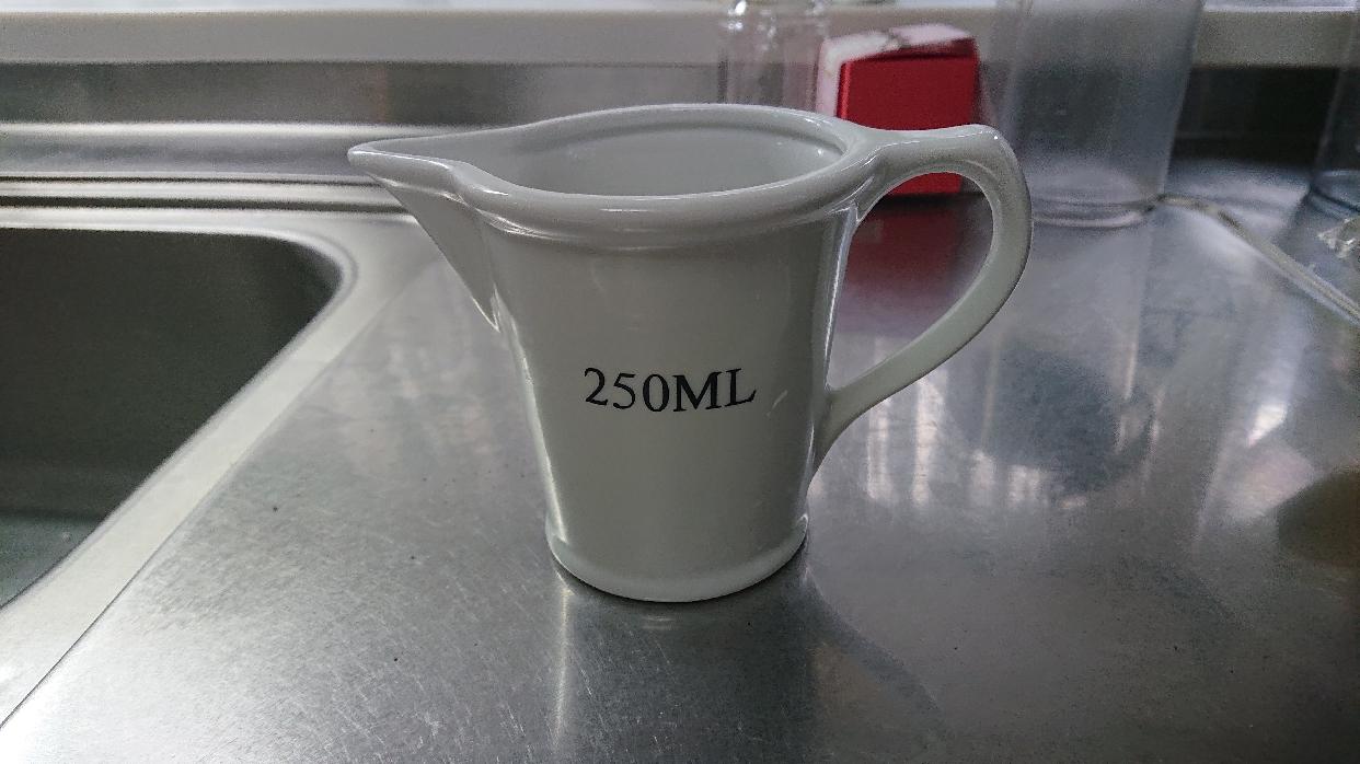 DULTON(ダルトン)メジャーリング ジャグ 500ml CH05-K212を使ったmtamorisさんのクチコミ画像1
