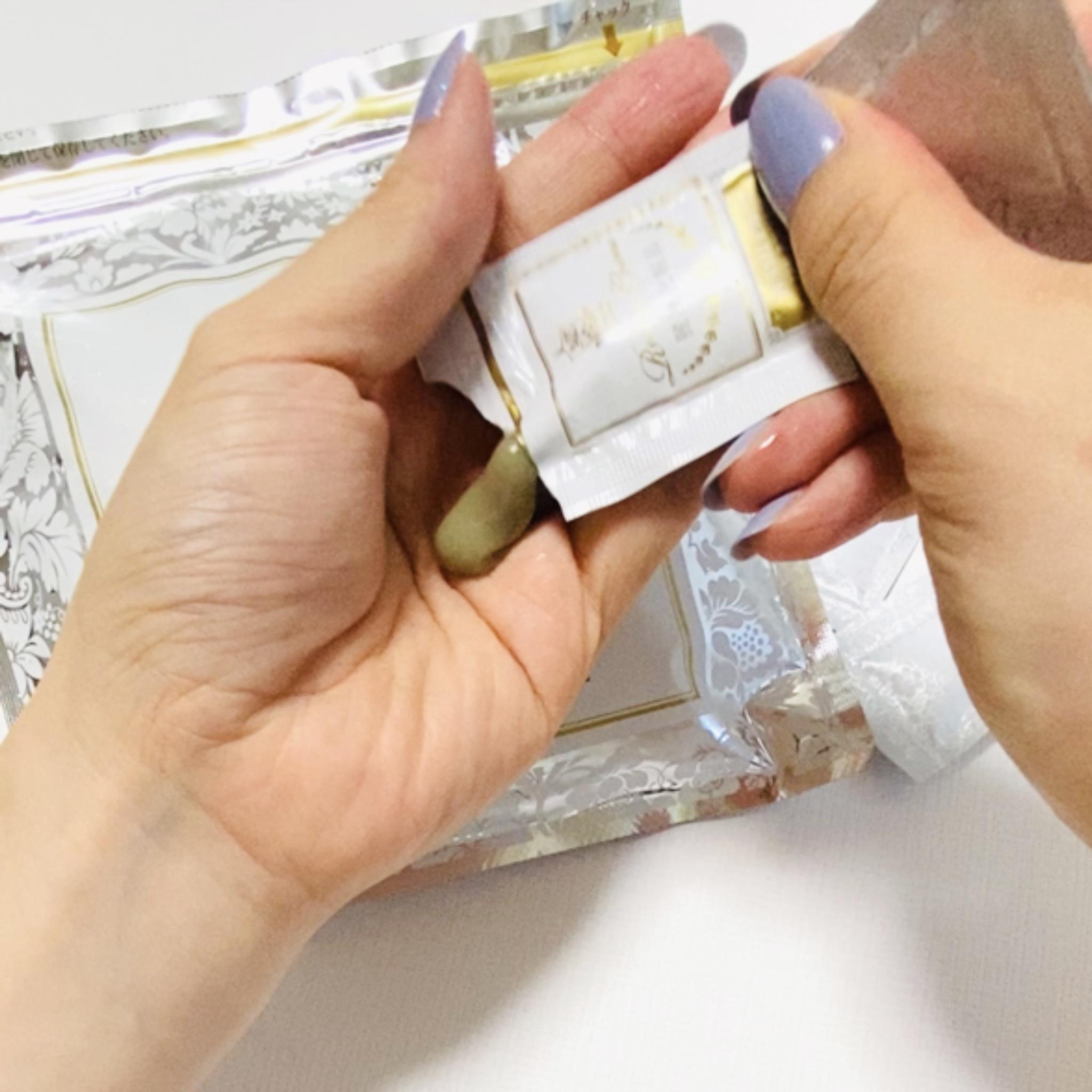 麗凍化粧品(Reitou Cosme)15秒洗顔パックを使ったminoriさんのクチコミ画像2