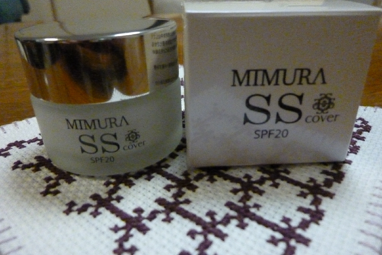 MIMURA(ミムラ)SS COVERを使った shamnekoさんのクチコミ画像