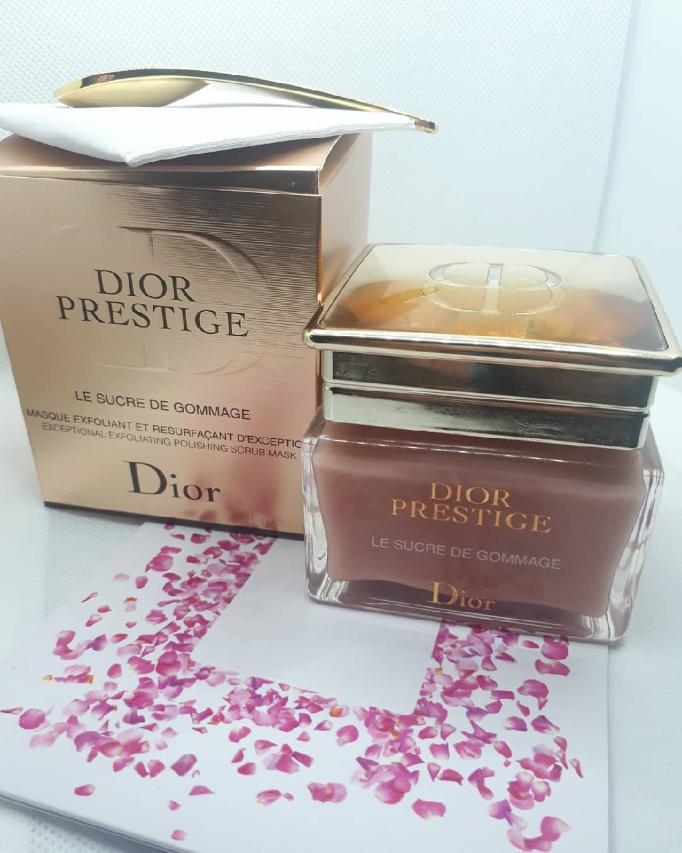 Dior(ディオール)プレステージ ル ゴマージュを使った Norikoさんの口コミ画像1