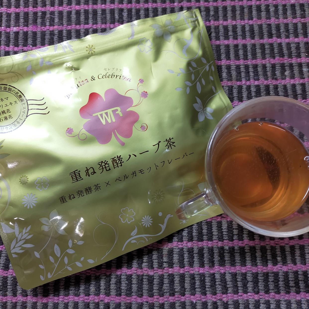 RUBAN BLANC(リュバンブラン) 重ね発酵ハーブ茶を使ったみこさんのクチコミ画像1