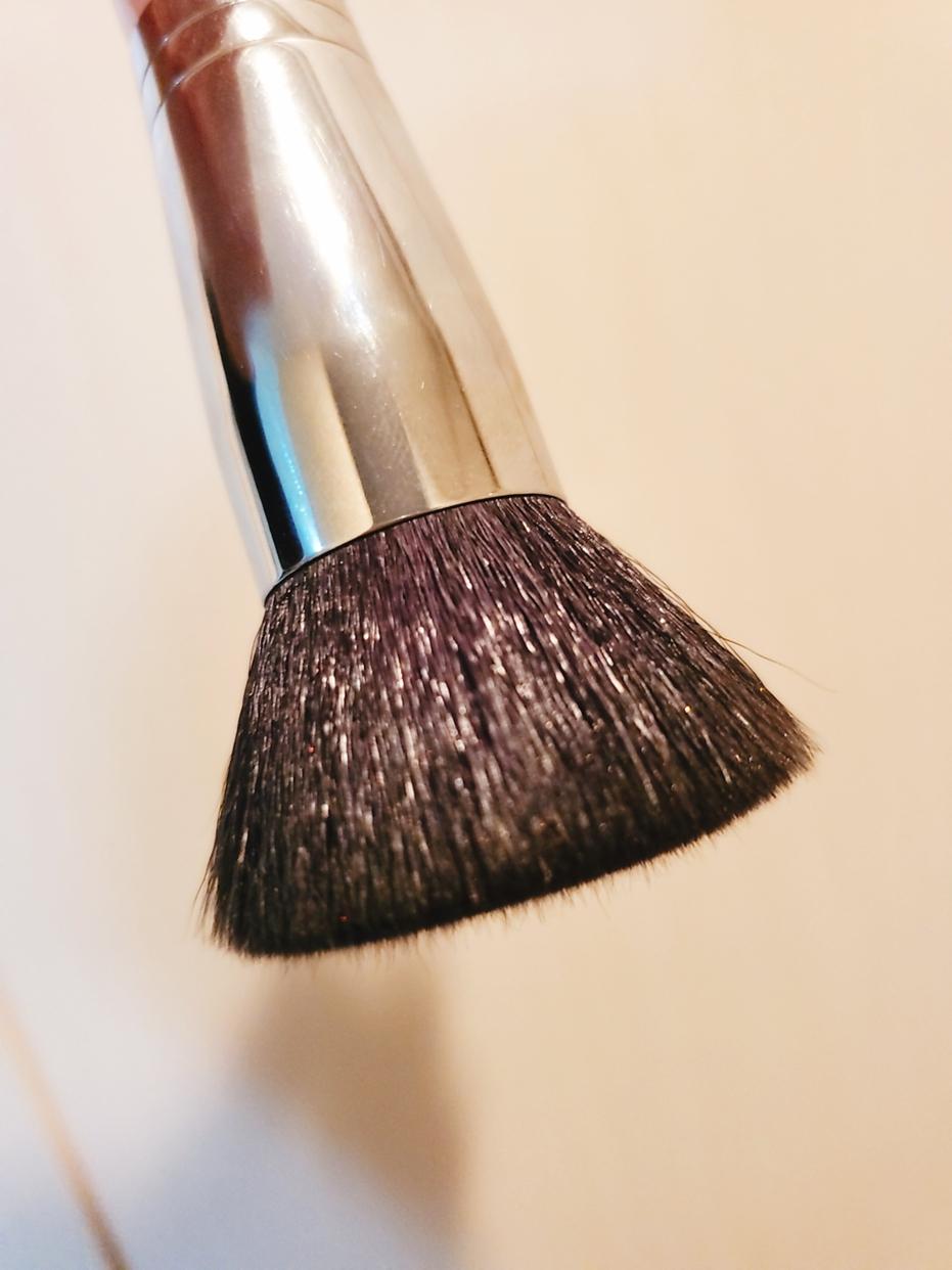 WHOMEE(フーミー) チークブラシ 熊野筆を使ったthihiさんのクチコミ画像3