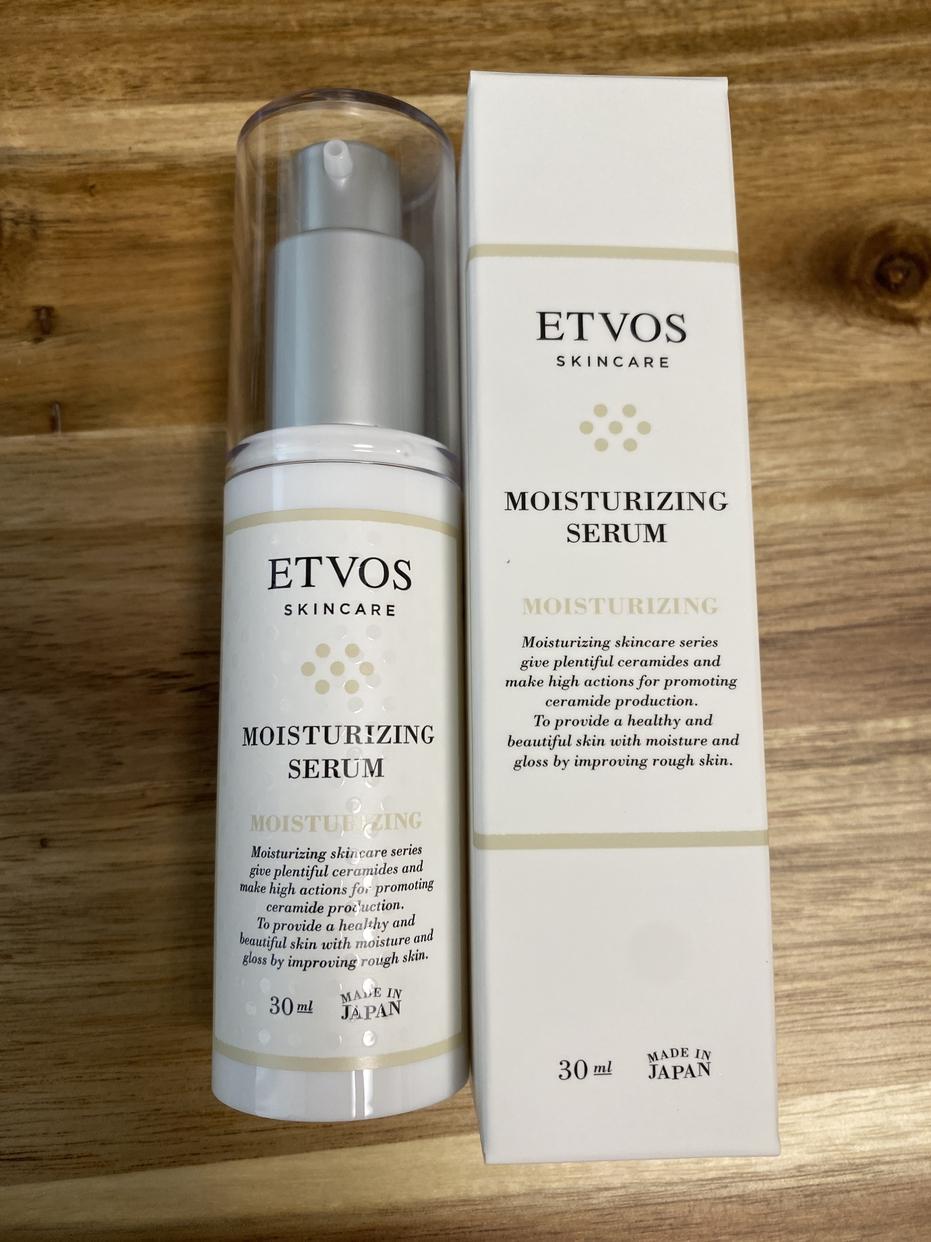 ETVOS(エトヴォス) モイスチャライジングセラムの良い点・メリットに関するYonさんさんの口コミ画像1