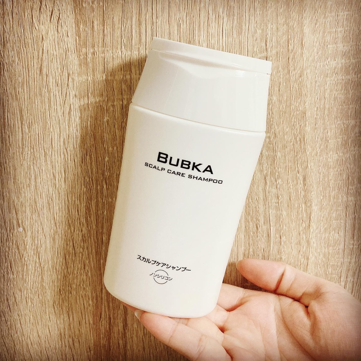 BUBKA(ブブカ) スカルプケアシャンプーを使ったこあらさんのクチコミ画像1
