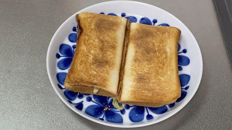 Baw Loo(バウルー)サンドイッチトースター・ダブル XBW02を使ったHararieさんのクチコミ画像3